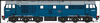HELJAN 3107 Class 31 D5578 in BR experimental chromatic blue SYE *PRE ORDER £466.65 *
